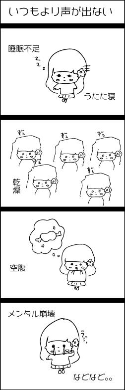 咲恵ボイトレブログ4コマ_2