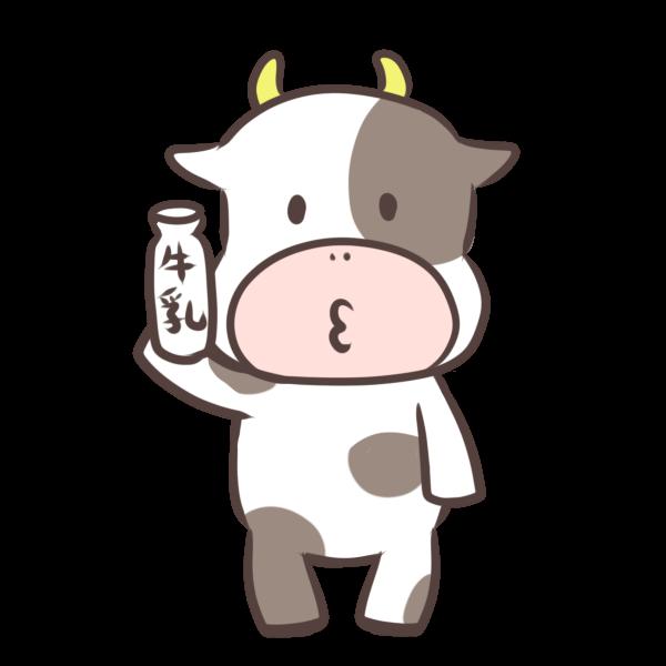 牛さんイラスト